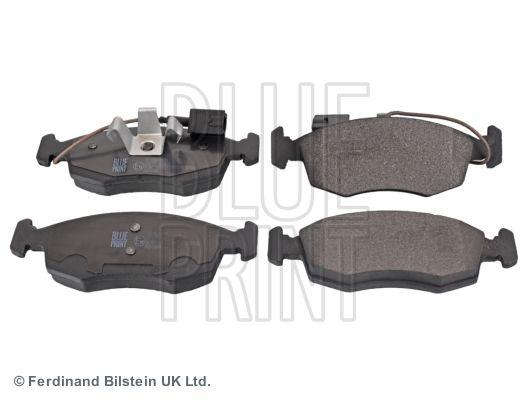 20907 BLUE PRINT Vorderachse Breite: 52,5mm, Dicke/Stärke 1: 16,5mm Bremsbelagsatz, Scheibenbremse ADL144218 günstig kaufen