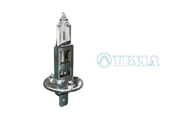 B40101 TESLA 55W, 12V, H1, Halogen Glühlampe, Fernscheinwerfer B40101 günstig kaufen