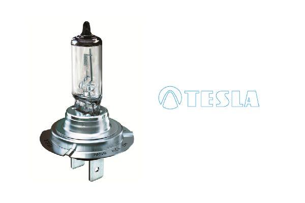 B40701 TESLA 55W, 12V, H7, Halogen Glühlampe, Fernscheinwerfer B40701 günstig kaufen