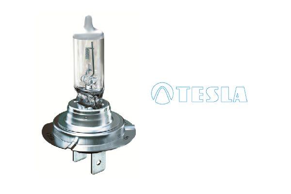 B50701 TESLA Glühlampe, Fernscheinwerfer für MERCEDES-BENZ online bestellen
