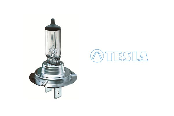 OE Original Fernscheinwerfer Glühlampe B60702 TESLA