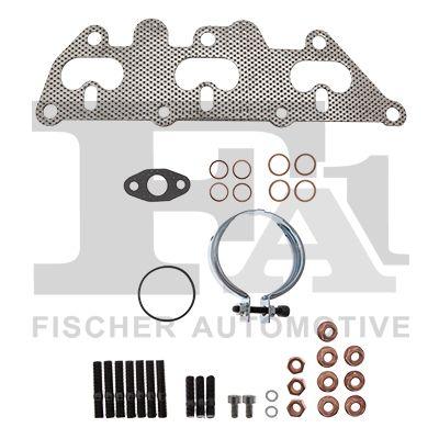 Montagesatz Turbolader FA1 KT540130