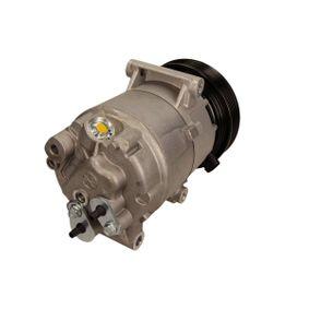 AC330707 MAXGEAR PAG 150, Kältemittel: R 134a, mit PAG-Kompressoröl Riemenscheiben-Ø: 125mm, Anzahl der Rillen: 6 Kompressor, Klimaanlage AC330707 günstig kaufen