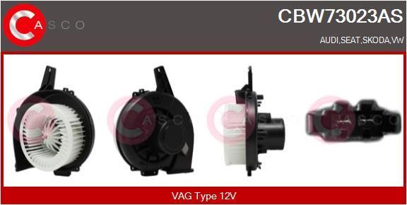 CASCO Interieurventilatie CBW73023AS