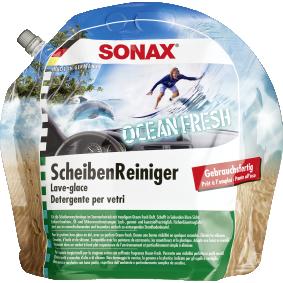 388441 SONAX Inhalt: 3000ml Reiniger, Scheibenreinigungsanlage 03884410 günstig kaufen