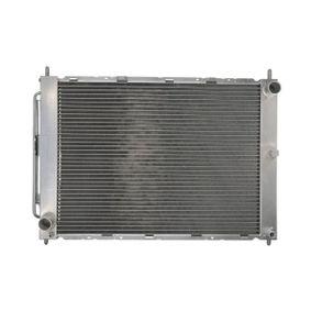 KTT110667 THERMOTEC mit Trockner, Netzmaße: 510 x 388 x 16 mm für Fahrzeuge mit Klimaanlage, Kühlrippen gelötet Kühlmodul KTT110667 günstig kaufen
