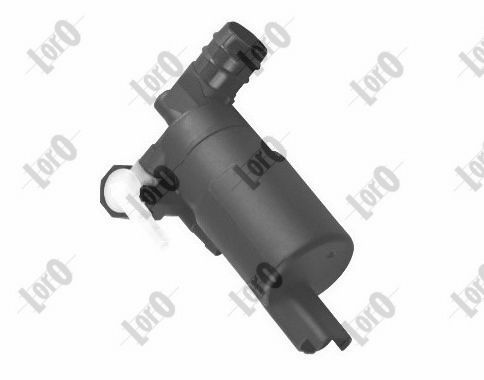 Buy Windshield washer pump ABAKUS 103-02-002 Number of Poles: 2-pin connector