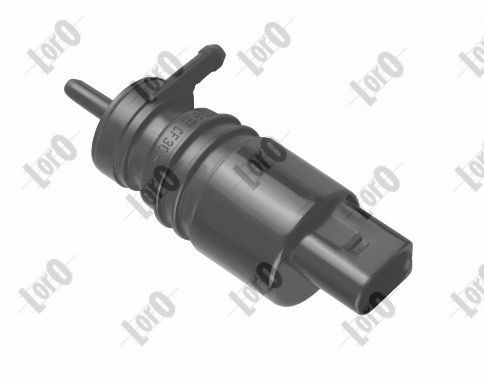 Buy Screen wash pump ABAKUS 103-02-004 Number of Poles: 2-pin connector