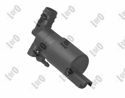 ABAKUS: Original Wischwasserpumpe 103-02-008 (Pol-Anzahl: 2-polig)
