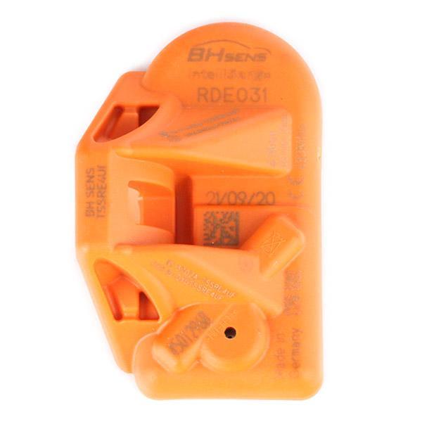 43470000 Radsensor, Reifendruck-Kontrollsystem HUF Erfahrung