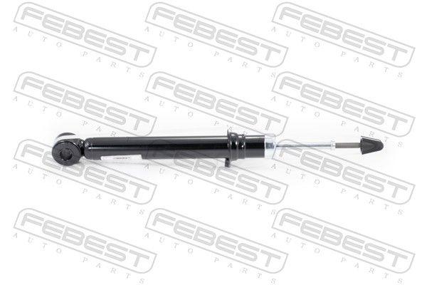 Купете 0407G-024R FEBEST задна ос, газов, носещ пружина амортисьор, отгоре щифт, ухо отдолу Амортисьор 0407G-024R евтино