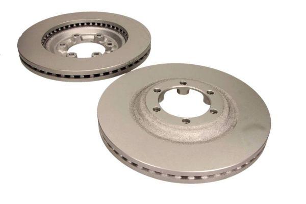 ISUZU MU-X 2019 Bremssystem - Original QUARO QD0511 Ø: 300mm, Bremsscheibendicke: 27,0mm