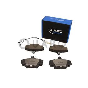 QP0910C Bremsbeläge QUARO SILVER CERAMIC QUARO QP0910C - Große Auswahl - stark reduziert