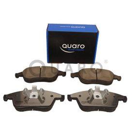 QP5929C Bremsbeläge QUARO SILVER CERAMIC QUARO QP5929C - Große Auswahl - stark reduziert