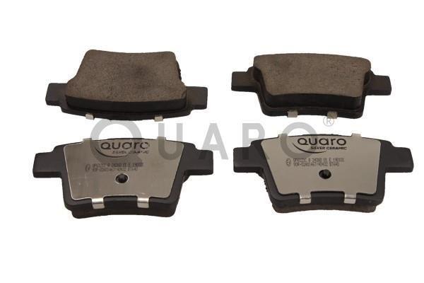 Bremsbelagsatz QUARO QP6121C