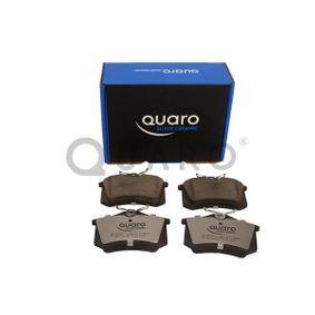 QP7107C Bremsbeläge QUARO SILVER CERAMIC QUARO QP7107C - Große Auswahl - stark reduziert