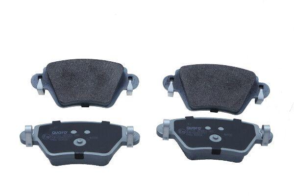 QP7181 QUARO nicht für Verschleißwarnanzeiger vorbereitet Höhe: 51,7mm, Breite: 115,8mm, Dicke/Stärke: 16,9mm Bremsbelagsatz, Scheibenbremse QP7181 günstig kaufen
