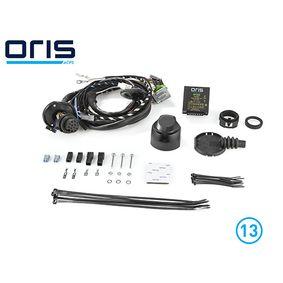011-639 BOSAL-ORIS Libertação não necessária Kit eléctrico, dispositivo de reboque 011-639 comprar económica