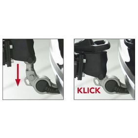070-553 Portabiciclette, per portellone posteriore BOSAL-ORIS Test