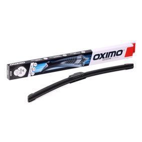 WU450 OXIMO Flachbalkenwischblatt, 450mm Wischblatt WU450 günstig kaufen