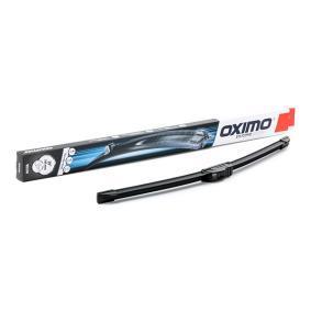 WU500 OXIMO Flachbalkenwischblatt, 500mm Wischblatt WU500 günstig kaufen