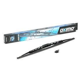 WUS450 OXIMO Bügelwischblatt, 450mm Wischblatt WUS450 günstig kaufen