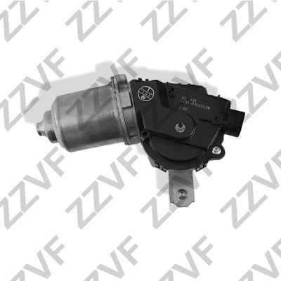 MAZDA MPV Frontscheibenwischermotor - Original ZZVF ZV178A Pol-Anzahl: 5-polig