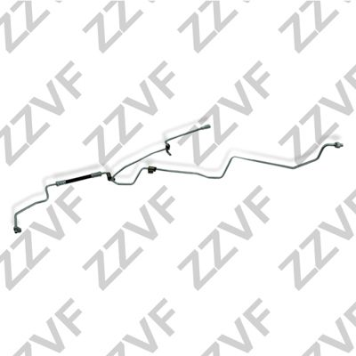 RENAULT MEGANE 2020 Klimaleitung - Original ZZVF ZV41G