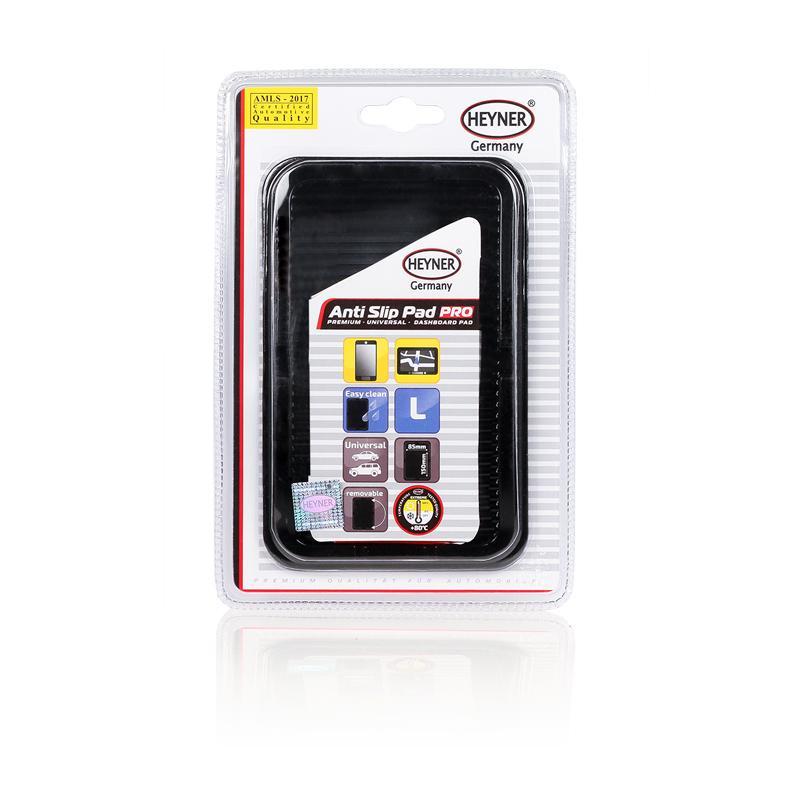 Ostaa 511850 HEYNER AntiSlipPad Pro Musta, Muovi Liukumaton matto 511850 edullisesti