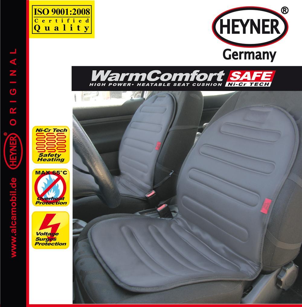 504200 HEYNER WarmComfort Safe 12V, 3.5A Sitzheizungsauflage 504200 günstig kaufen