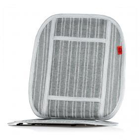 711200 HEYNER Front, Grey, White, Textile Size: 95x45 cm Seat cover 711200 cheap