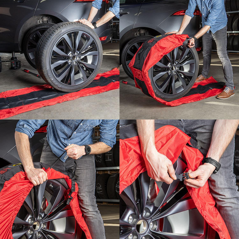 735000 Borse per pneumatici HEYNER prodotti di marca a buon mercato