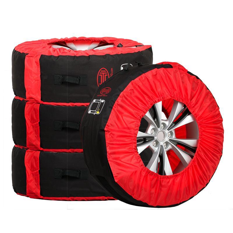 Comprare 735100 HEYNER SUV WheelStar Pro nero/rosso, 16, 17, 18, 19, 20, 21, 22Inch Copri pneumatici 735100 poco costoso
