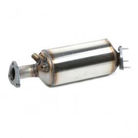 1256S0002 Ruß- / Partikelfilter, Abgasanlage RIDEX - Markenprodukte billig