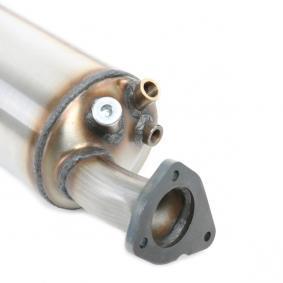 1256S0002 Ruß- / Partikelfilter, Abgasanlage RIDEX Erfahrung