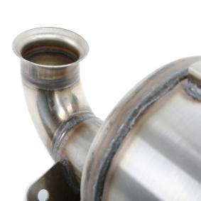 1256S0014 Ruß- / Partikelfilter, Abgasanlage RIDEX Erfahrung
