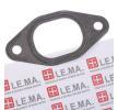 21513.00 LEMA Gasket, exhaust manifold - buy online