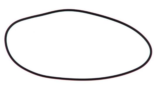 122950 LEMA O-Ring, cylinder sleeve: buy inexpensively
