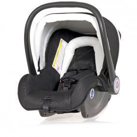 770010 capsula capsula BB0+ schwarz, Polyester, ISOFIX: Nein, Gruppe: 0+ Gewicht des Kindes: 0-13kg, Kindersitzgeschirr: 3 Punkt-Gurt Kindersitz 770010 günstig kaufen