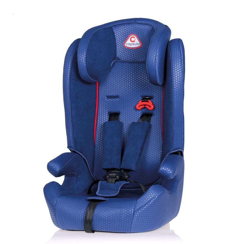 771040 capsula MT6 390 x 435 x 700, blau, Polyester, ISOFIX: Nein, Gruppe: 1, Gruppe: 2, Gruppe: 3 Gewicht des Kindes: 9-36kg, Kindersitzgeschirr: 5-Punkt-Gurt Kindersitz 771040 günstig kaufen