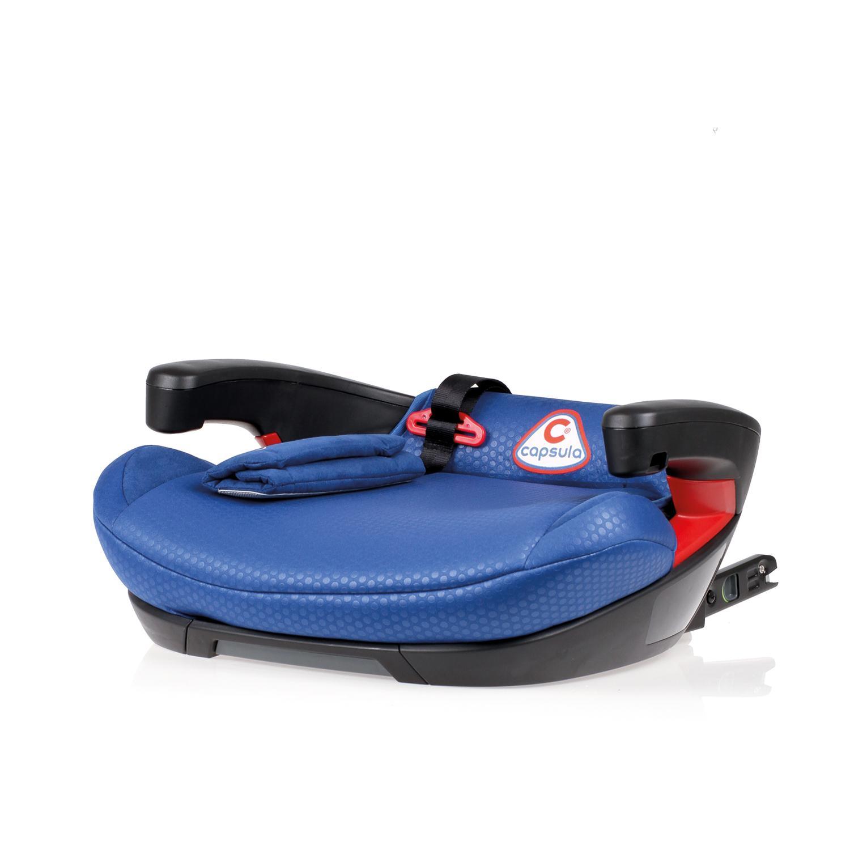773140 capsula JR5X 3.5kg, 450 x 480 x 200, Sicherheitsgurt, Polyester, blau, 3 Gewicht des Kindes: 22-36kg Kindersitzerhöhung 773140 günstig kaufen
