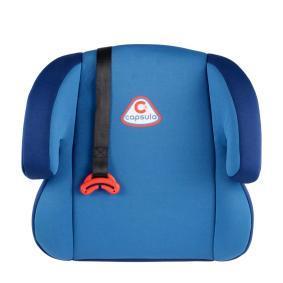 774040 capsula JR4 Bilbälte, Polyester, blå Barnets vikt: 15-36kg Bälteskudde 774040 köp lågt pris