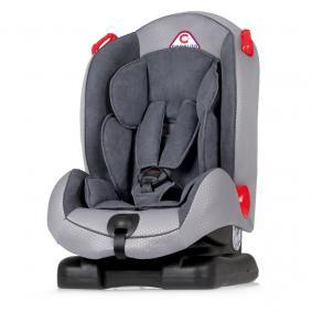 775020 capsula MN3 445 x 500 x 670, grau, Polyester, ISOFIX: Nein, Gruppe: 1, Gruppe: 2 Gewicht des Kindes: 9-25kg, Kindersitzgeschirr: 5-Punkt-Gurt Kindersitz 775020 günstig kaufen