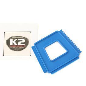 Achat de K690 K2 bleu, Matière plastique Grattoir anti-givre K690 pas chères