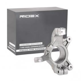 1159S0045 RIDEX framaxel vänster Spindelbult, hjulupphängning 1159S0045 köp lågt pris
