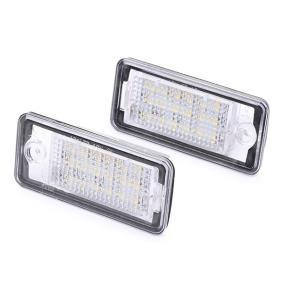 CLP012 M-TECH LED, beidseitig, mit LED Kennzeichenleuchte CLP012 günstig kaufen