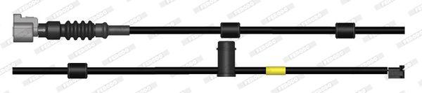 FERODO: Original Verschleißanzeige Bremsbeläge FWI432 (Warnkontaktlänge: 740mm)