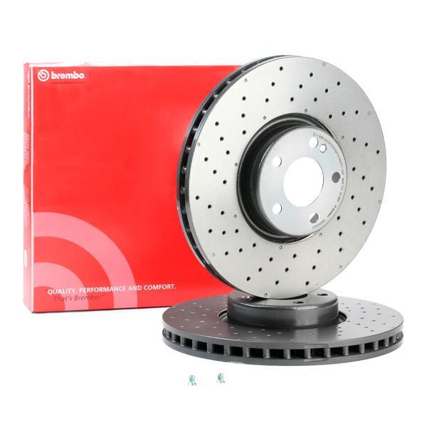 Bremsscheibe BREMBO 09.D529.23 Bewertungen