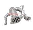 METZGER: Original Abgasrückführung Kühler 0892633 ()