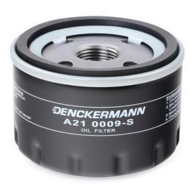 A210009-S Filtre à huile DENCKERMANN - Produits de marque bon marché